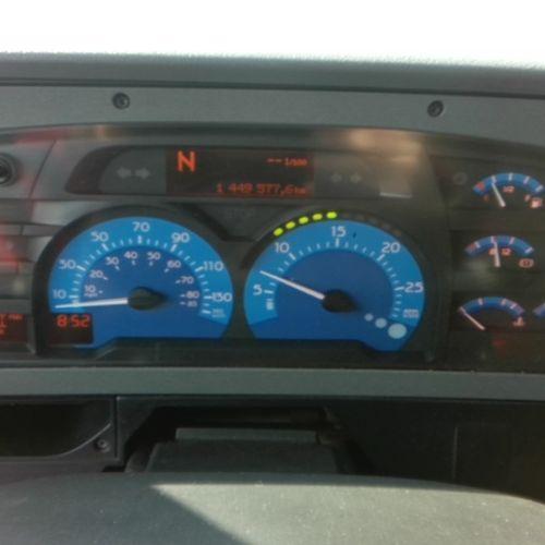 TRR RENAULT PREMUIM 420 DCI DOOR CARS Dmec: 27/05/2002 1449577Kms Color: WHITE V…
