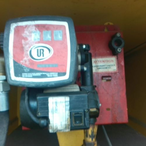 DIV GENERIC FUEL TANK 1000 LIT WITH DISTRIBUTION PUMP IN 230V VAT recoverable