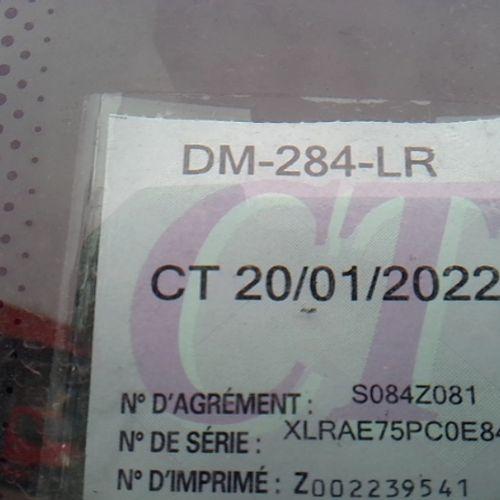 CAM DAF PORTEUR CF 75 310 BACHE HAYON 19T EURO5 Dmec: 31/12/2008 496621Kms 25CV …