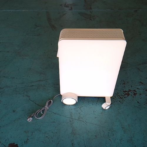 DIV GENERIQUE RADIATORS HINDRY 2000W 14 PIECES 1Kms Energy: NC Color: WHITE VAT …