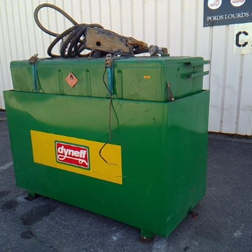 OUT GENERIC FUEL TANK EXPLOITATION WITH RETENTION TANK 1Kms Energy : NC Color : …