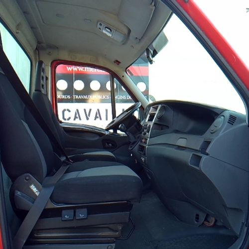 CTTE IVECO IVECO DAILY 35S11 EQUIPPED WITH 16M NACELLE Dmec: 01/12/2011 65173Kms…