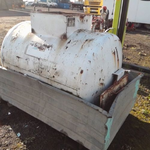 DIV FUEL TANK 990 LITRES FROM 2005 VAT recoverable