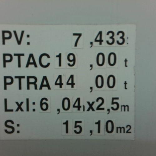TRR RENAULT PREMUIM 450 DXI ALLIANCE Dmec: 22/10/2007 873042Kms Color: WHITE VAT…