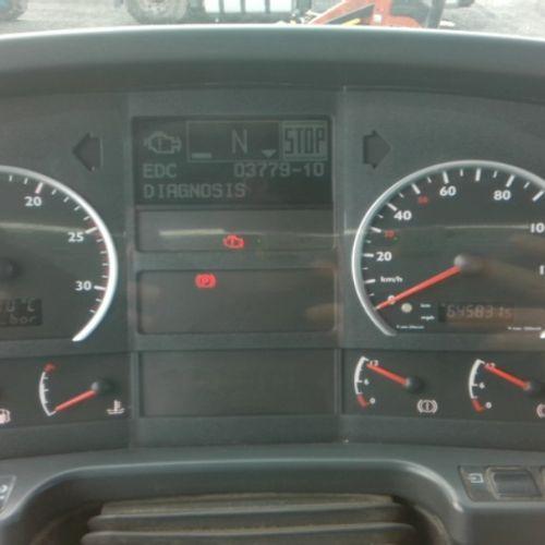 CAM MAN TGA 26 350 6X4 26T AMPLIROLL Dmec : 11/05/2005 645831Kms Energy : GO Col…