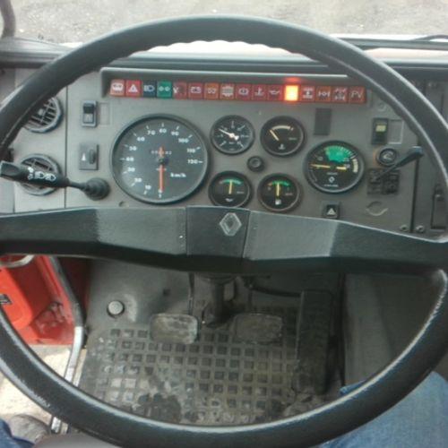 VASP RENAULT 85 150 TI DOUBLE CAB TONNE A EAU 4X4 Dmec : 11/10/1993 32282Kms Ene…