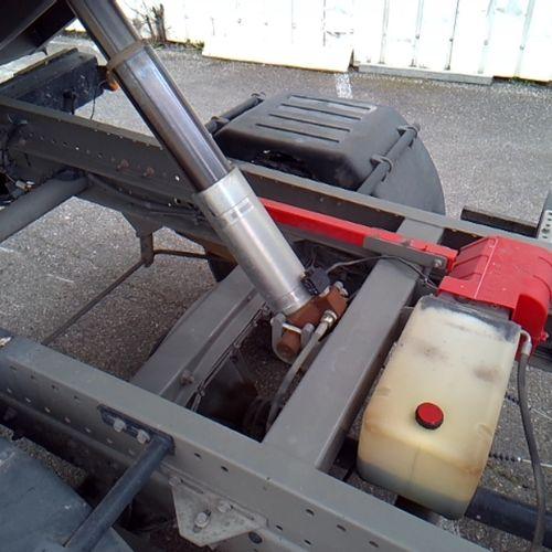 CTTE IVECO DAILY 35C13 126CV TANK + COFFRE Dmec: 25/03/2013 160311Kms 8CV Bodywo…