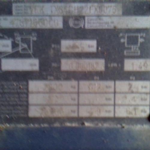 SREM GENERAL TRAILER SEMI TRAILER 3ESS 38T Dmec: 18/06/2002 1Kms Bodywork: PLSC …