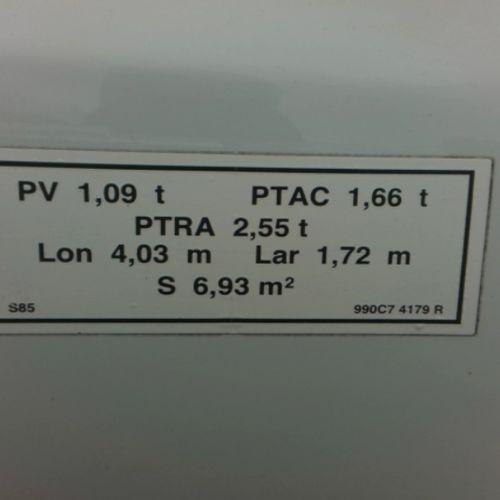 CTTE RENAULT CLIO III STE AIR DCI 75 Dmec : 30/01/2012 280988Kms Energy : GO Col…