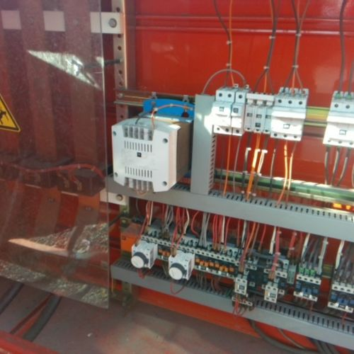 DIV GENERIC DISCHARGE BANK 500KW 400 V VAT recoverable Observations : CIRCUIT TO…