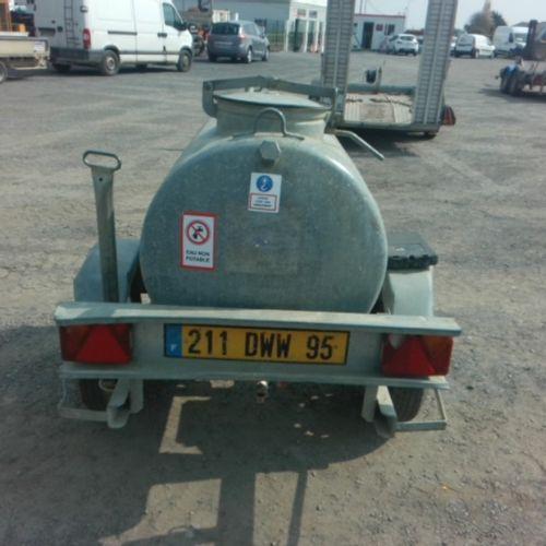 REM ECIM WATER TANK 500 LIT 1ESS Dmec : 03/03/2005 TVA recoverable Observations …
