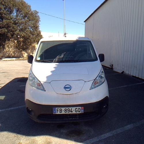 CTTE NISSAN NV200 ELECTRIC Dmec: 24/10/2018 7501Kms 12CV Body: FOURGON Energy: E…
