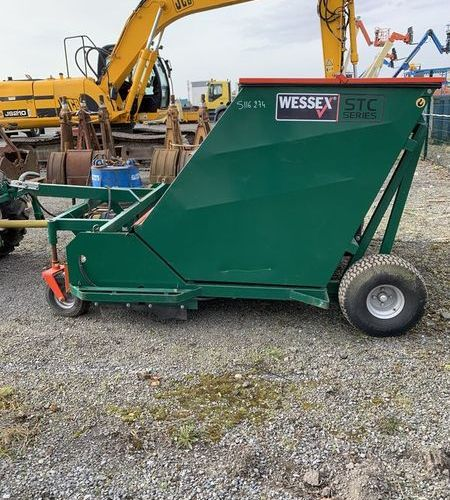 DIV WESSEX SCARIFIER / BALAYSEUSE WESSEX STC 180 OF 2013 Energy: NC VAT recovera…