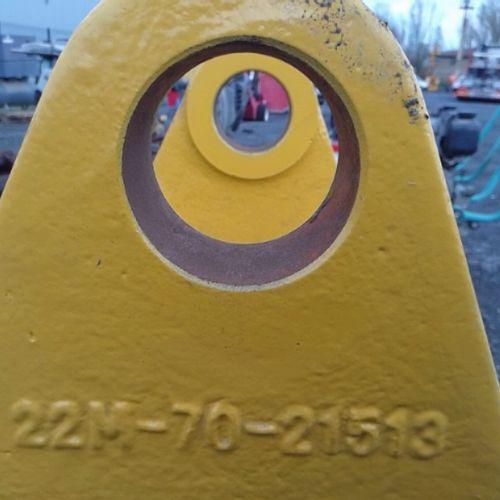 PC50 MR2 FROG DIV Colour : YELLOW VAT recoverable Equipment : REF 22M 70 21513 1…