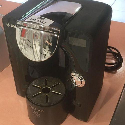 MACHINE A CAFE NESSPRESSO DE MARQUE BOSH MODELE TASSIMO, AVEC FILTRE BRITA INTEG…