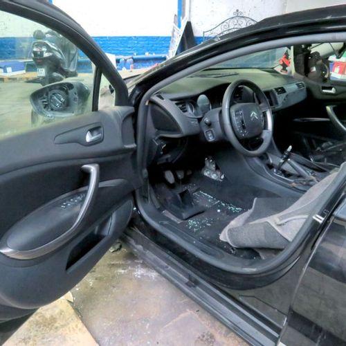 CAR CITROËN C5 BLUE HDi 16V FAP HYDRACTIVE Energy: GO Power din: 150 Color: BLAC…