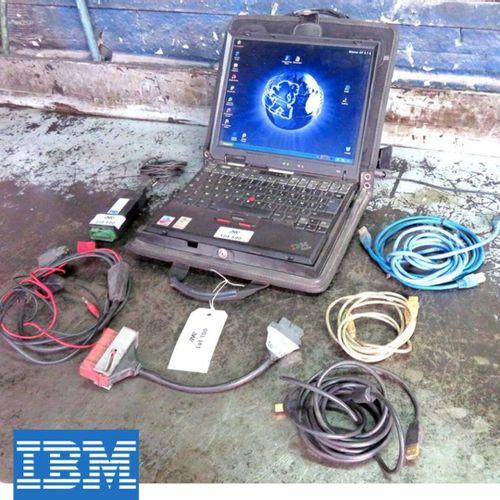 DIAGNOSTIC NOTEBOOK COMPUTER PEUGEOT MASTER AP OF BRAND IBM THINKPAD X31. COMPUT…