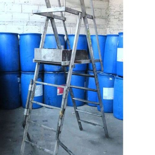 GAZELLE OR WORKING PLATFORM 6 ALUMINIUM STEPS OF AXIAL BRAND, WORKING HEIGHT 3 M…