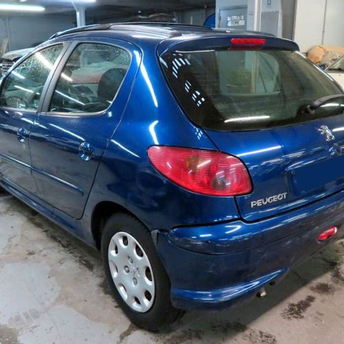 CAR VP PEUGEOT 206 1.6i INJECTION Bodywork: CI Type serial number: VF32ANFZE4006…