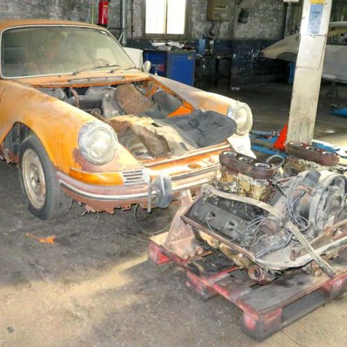 CAR PORSCHE 911 2.2 T Energy: ES Colour: YELLOW TALBOT Number of doors: 2 Number…