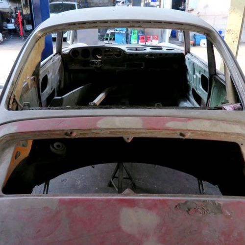 HULL OR BODY OF PORSCHE 911. VISIBLE ON WEDNESDAY 18 NOVEMBER 2020 FROM 10AM TO …
