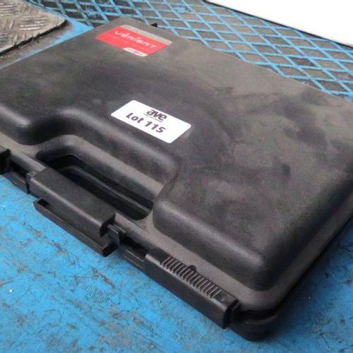 VERIBAT BATTERY TESTER CASE MODEL ONE I II TWO. 1ER