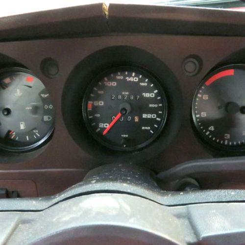CAR VP PORSCHE 924 Bodywork: CI Type serial number: WPOZZ92ZCN402079 Type mines:…