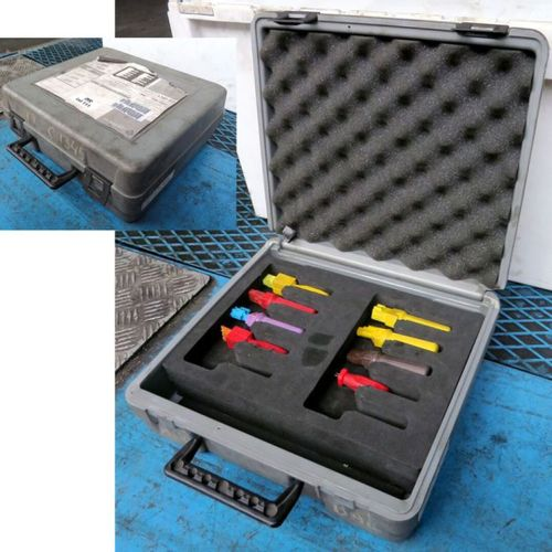 CONTROL BOX FOR PYROTECHNIC ELEMENTS. 1ST