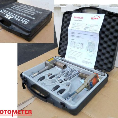 10 TO 60 BAR COMPRESSOR BOX FOR DIESEL ENGINE OF MOTOMETER IVEKA MODEL 623.002.1…
