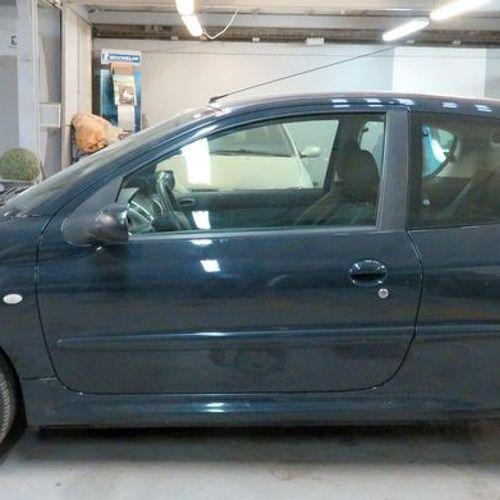 CAR VP PEUGEOT 206+ 1.4i INJECTION Bodywork: CI Type serial number: VF32LKFWA9Y0…