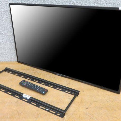 TELEVISEUR A ECRAN LED DE 40 POUCES DE MARQUE SHARP MODELE LC 40CFE5100E, VENDU …