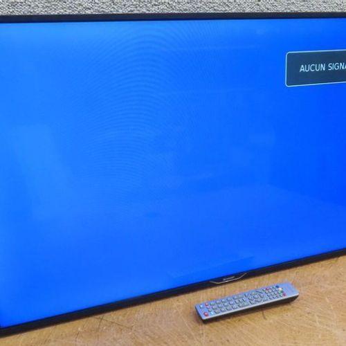 TELEVISEUR A ECRAN LED DE 43 POUCES DE MARQUE SHARP MODELE LC43CFE6242E. VENDU A…
