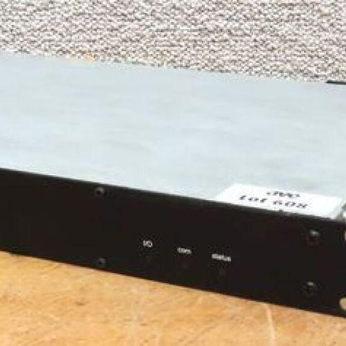 PROCESSEUR DE SIGNAL DIGITAL A 8 BANDES DE MARQUE BIAMP MODELE NEXIA VC BIAMP SY…