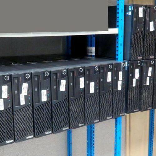 48 UNITES CENTRALES DE MARQUE LENOVO DONT 5 MODELES SOWEDO, 9 MODELES R97, 7 MOD…