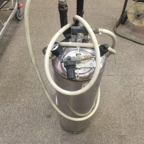 1 Pulvérisateur à air comprimé