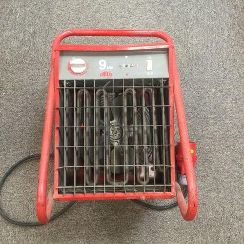 Chauffage de chantier de marque FRICO TIGER P 93 0 aérotherme mobile électrique …