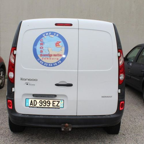 [PR] 	 For professionals only. 	RENAULT Kangoo II Express (LCV) 1.5 dCi L1 85 hp…