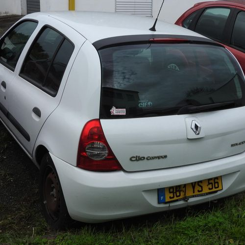 [PR]  For professionals only. RENAULT Clio II Phase 2 Campus 1.5 dCi 65 eco2 65…