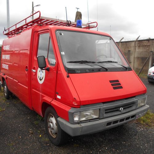 [PR] [ACI] 	 For professionals only. RENAULT Master T35D 2.5 TD Panel van 94 hp,…