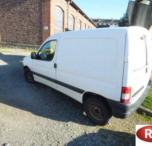 [PR]  For professionals only. PEUGEOT Partner (M59) Utility 1.6 HDi Van 75hp, …