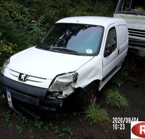 [PR]  For professionals only. PEUGEOT Partner (M59) Utility 1.6 HDi Van 75 hp, …
