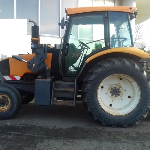 [PR]  For professionals only. Tractor RENAULT ERGOS, Diesel, imm. CB 074 HD, ty…