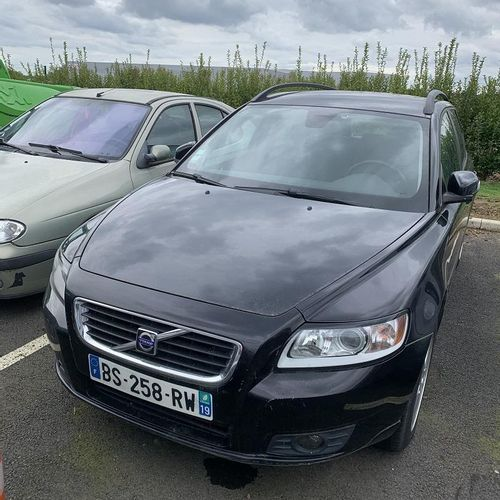 [RP] [ACI] For professionals only. VOLVO V50 1.6 D Break 110hp, Diesel, imm. BS …