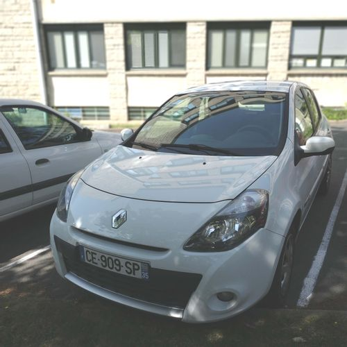 CT] RENAULT Clio III Phase 2 1.5 dCi eco2 75 hp , Diesel, imm. CE 909 SP, type M…