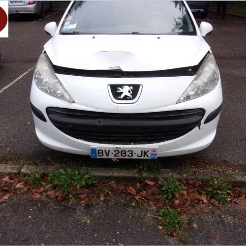 [PR]  For professionals only.  PEUGEOT 207 URBAN 1.4 HDi 70 hp, Diesel, imm. B…