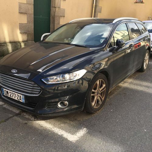 [PR] [ACI] For professionals only. FORD Mondeo V Break 2.0 TDCI 16V 150 hp, Dies…