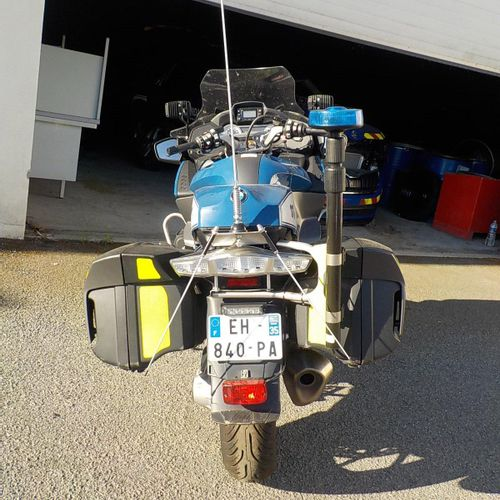 [PR]  For professionals only. Motorcycle BMW R 1200 RT, Petrol, imm. EH 840 PA…