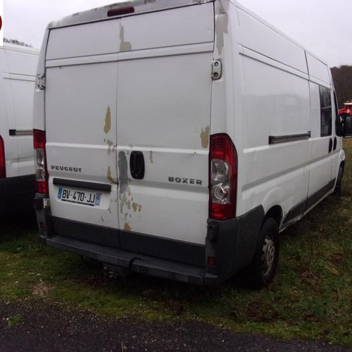 [PR] 	 For professionals only. PEUGEOT Boxer comfort III Phase 1/2 Van 335 2.2 H…