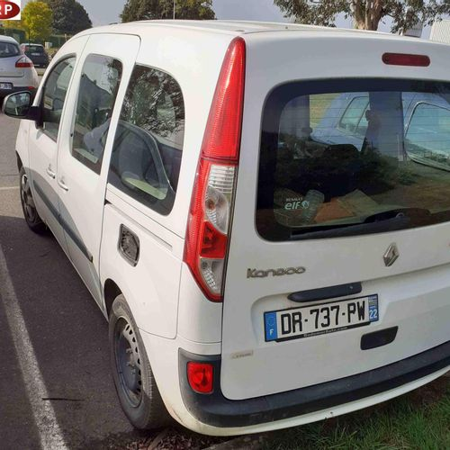 [PR] For professionals only. RENAULT Kangoo II Phase 2 (VP) 1.5 dCi Break 90 hp,…
