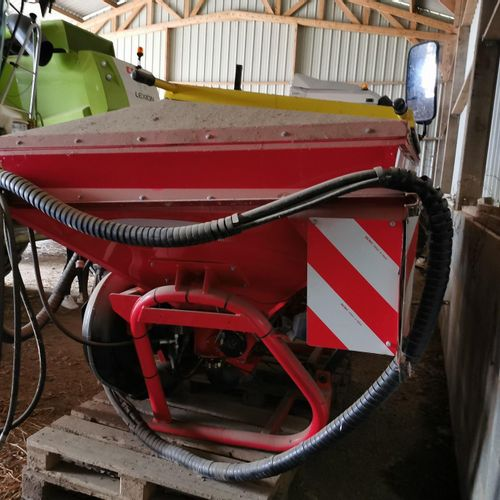 [PR] 	 For professionals only. 	 Seed drill combination POTTINGER (2012), model …